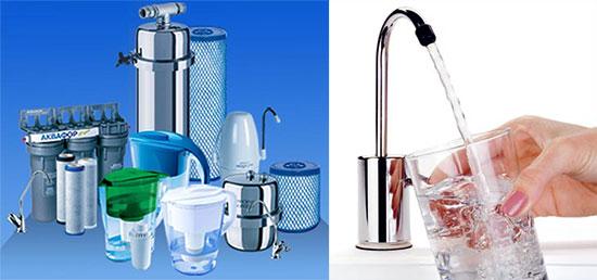 фильтр для очистки воды дома